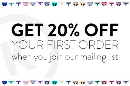 20% Off First Order