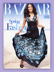 Harpers Bazaar February 2006 Airess