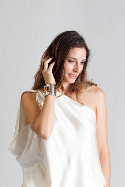 Phoebe One Shoulder Top