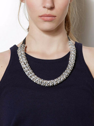 Zoe Ball & Crystal Necklace