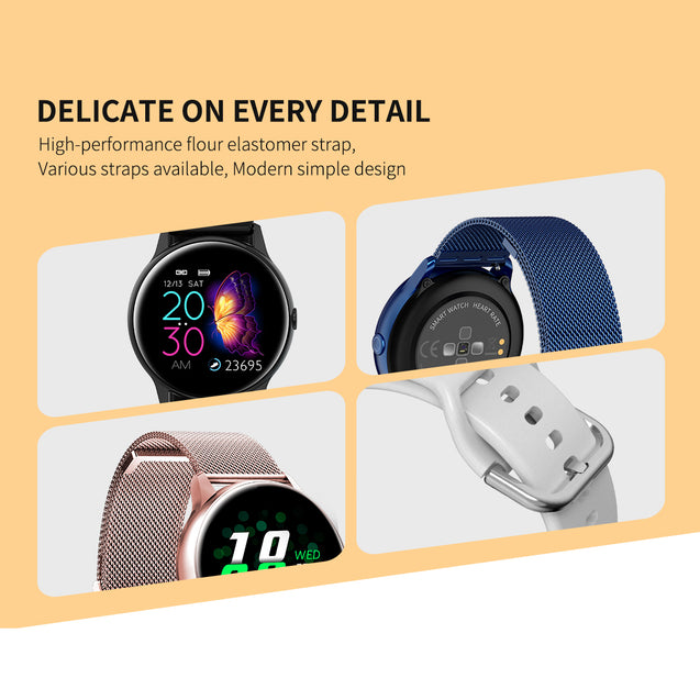 DT88  IP68 Waterproof Smartwatch - LovastyleOfficial