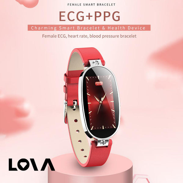 B79 Female Smart Bracelet Fitness Tracker - Lova