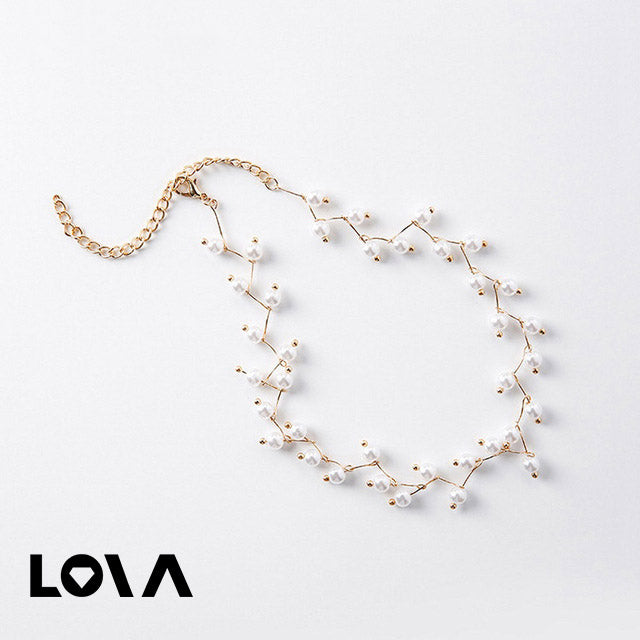 Charm Girls Party Harajuku Clavicle Chain Collar Jewelry - Lova