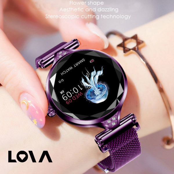 H1 Lady Smartwatch- fitness monitor - Lova