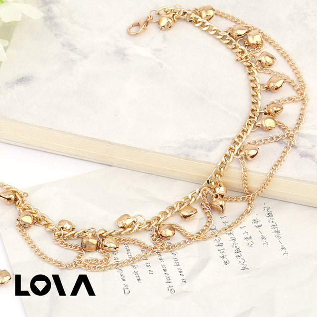 Women's Anklet Chain All Match Anklet Chain Accessory - Lova
