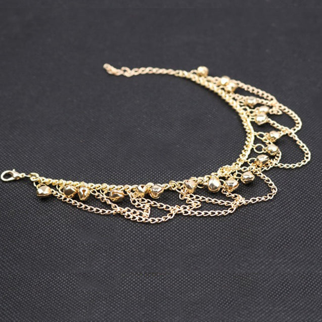Women's Anklet Chain All Match Anklet Chain Accessory - LovastyleOfficial