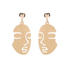 Women's Ear Drop Creative Design All Matched Fashion Earrings Accessory - Lova