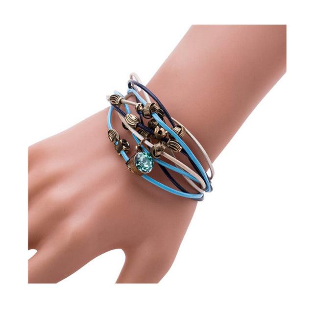 Women's Fashion Bracelet Multi-layer Vintage Stylish Accessory - Lova