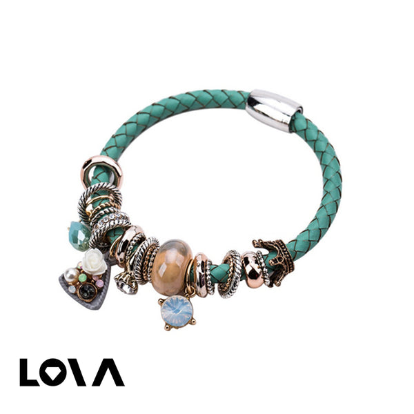 Women's Fashion Bracelet Beading Sweet Stylish Accessory - Lova