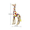 Women's Pin Colorful Lovely Giraffe Shaped All Match Fashion Accessory - LovastyleOfficial