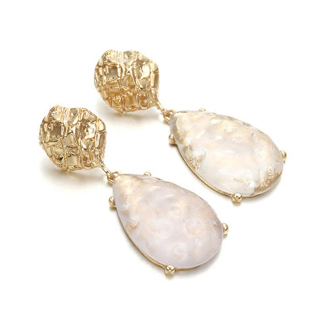 Women's Drop Earrings Chic Elegant Earrings Accessory - Lova