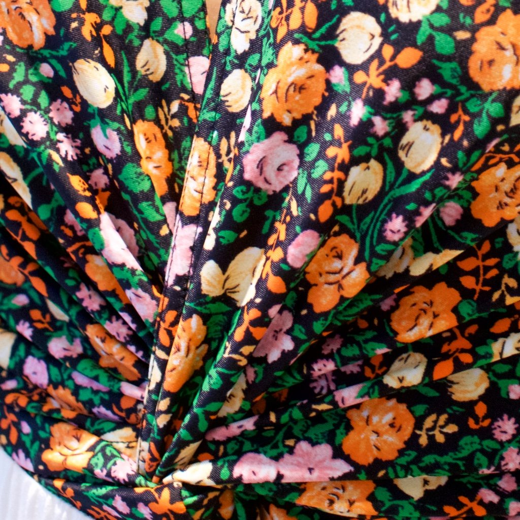 Body bloemenprint