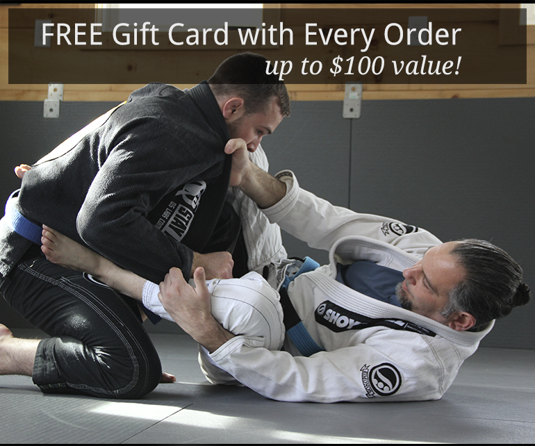 Cyber Monday Deal - FREE Gift Card with Every Order