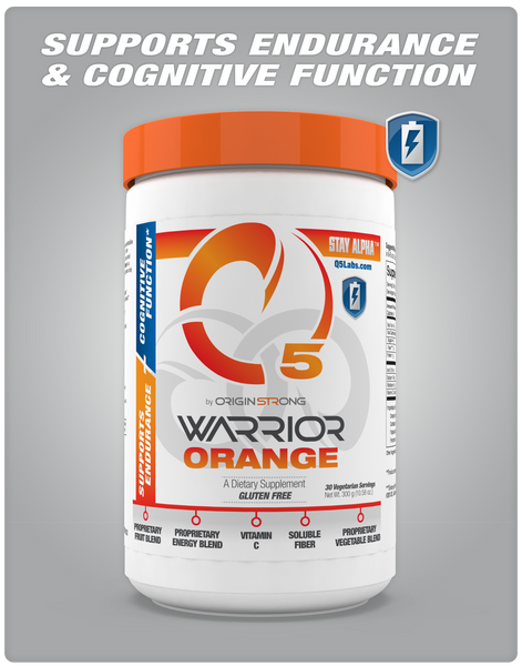 Warrior Orange