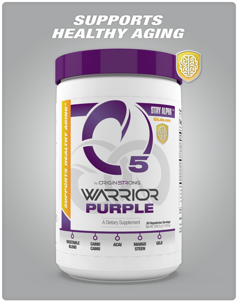 Warrior Purple
