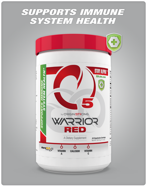 Warrior Red