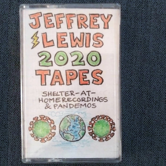2020 Tapes (Shelter-at-Homerecordings & Pandemos) DOWNLOAD THIS ON BANDCAMP!