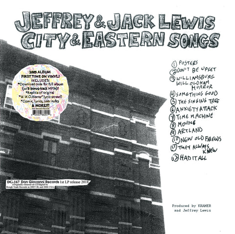 LP - City & Eastern Songs