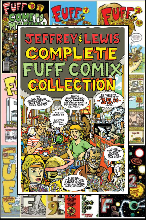 The Complete FUFF (all 13 issues!)