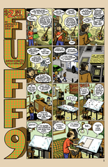 Fuff # 9 (comic book)