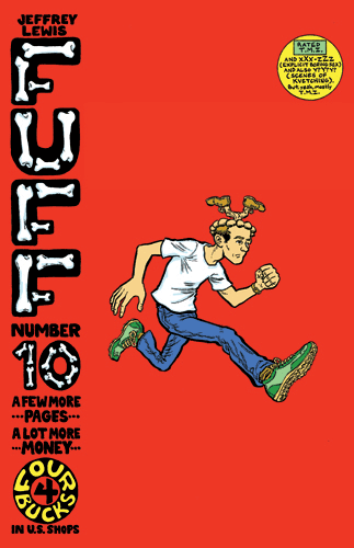 Fuff # 10 (comic book)