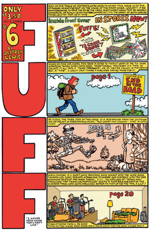 Fuff # 6 (comic book)