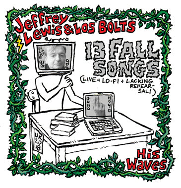"CD - ""13 Fall Songs (Live + Lo-Fi + Lacking Rehearsal!)"""