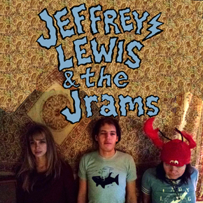 SOLD OUT - CD - Jeffrey Lewis & The Jrams