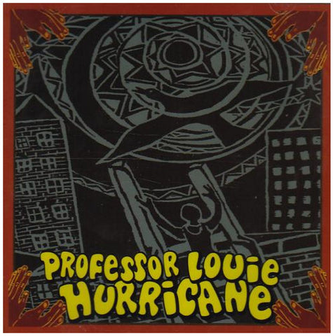 CD - Professor Louie: Hurricane (2007)
