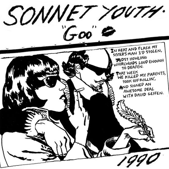 Sonnet Youth: Goo