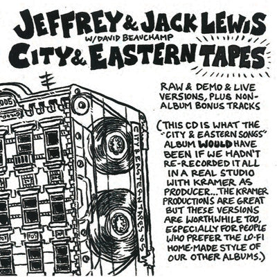 CD - City & Eastern Tapes