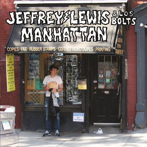 SOLD OUT - LP - Manhattan