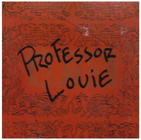 CD - Professor Louie (self titled 1st album, 1985)