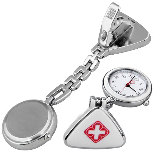 Clip-on Nurse Pendant Watch