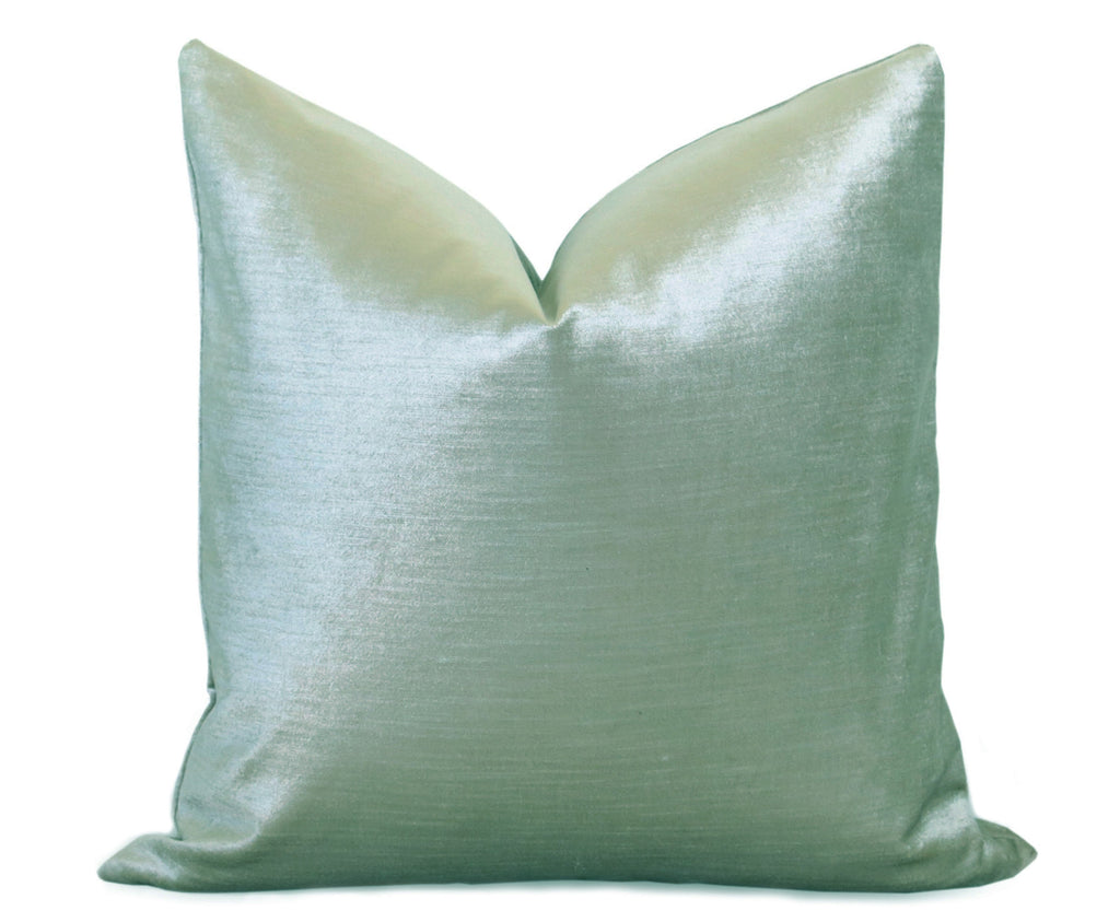 mainstays reversible pillow decorative teal sequin ip x mermaid