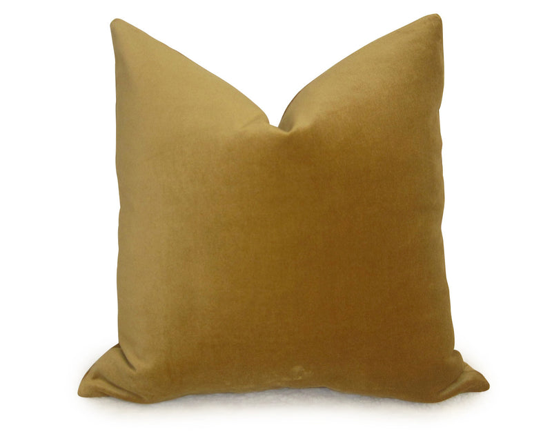 Zita Pillow Cover - Goldenrod