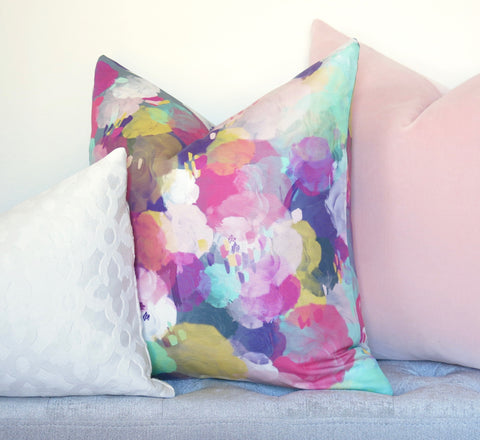Jellybean Pillow Cover