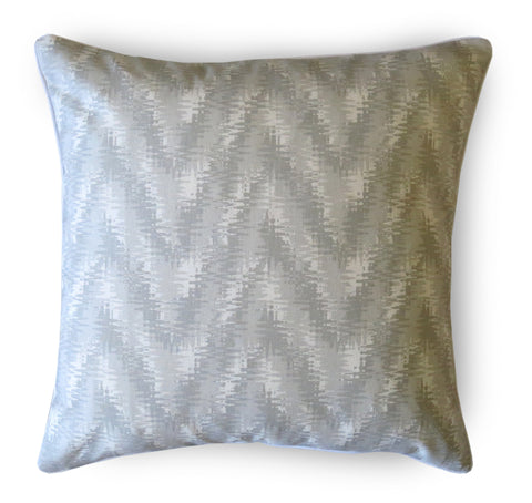 The Everygirl x Willa Skye - Lark Pillow Cover - Gray
