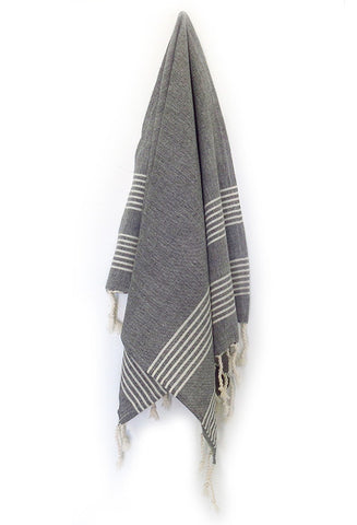 Turkish Cloth Napkin - Gray