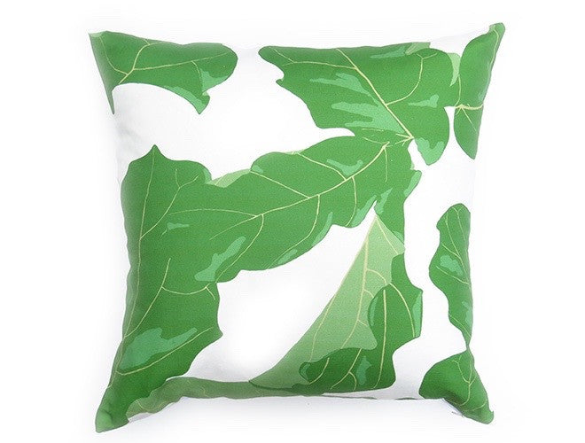 Fiddle Leaf Fig Pillow Cover