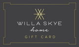 Willa Skye Home Gift Card