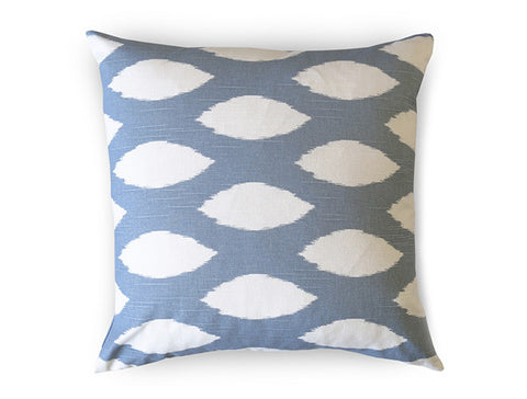 Moroccan Linen Pillow Cover - Seafoam Green