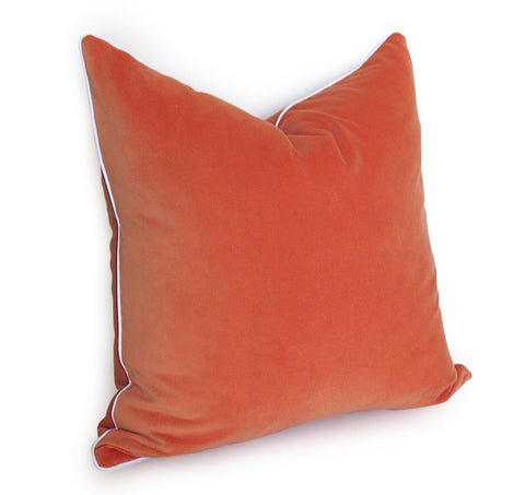 Red pattern Pillow Cover - Red