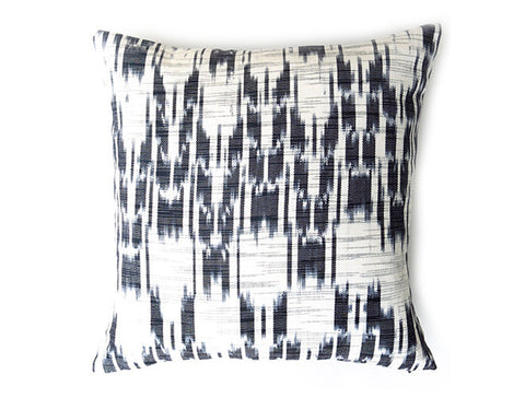 LIMITED 002 - Peruvian Stripe Pillow Cover - Orange