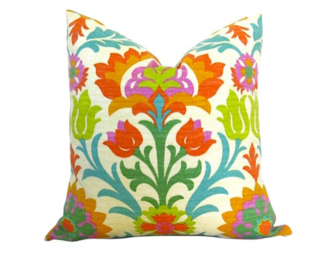 Rosa Outdoor Pillow Cover