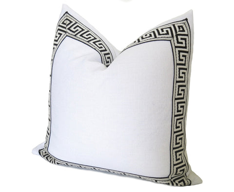 Nadia Ikat Pillow - Yellow