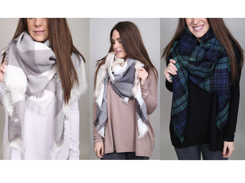 Scarf It Up!