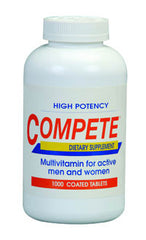 0221-01 Multivitamin Multi Complete Adult Capsules 100 Per Bottle by Mission Pharmcal Co -Part no. 0221-01