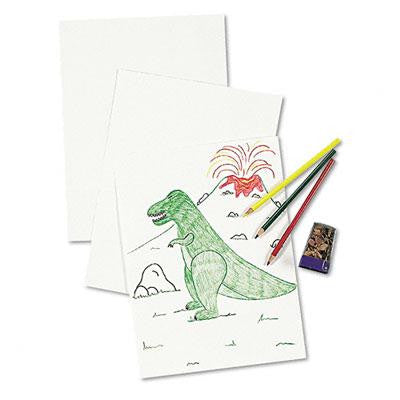 Pacon® White Drawing Paper