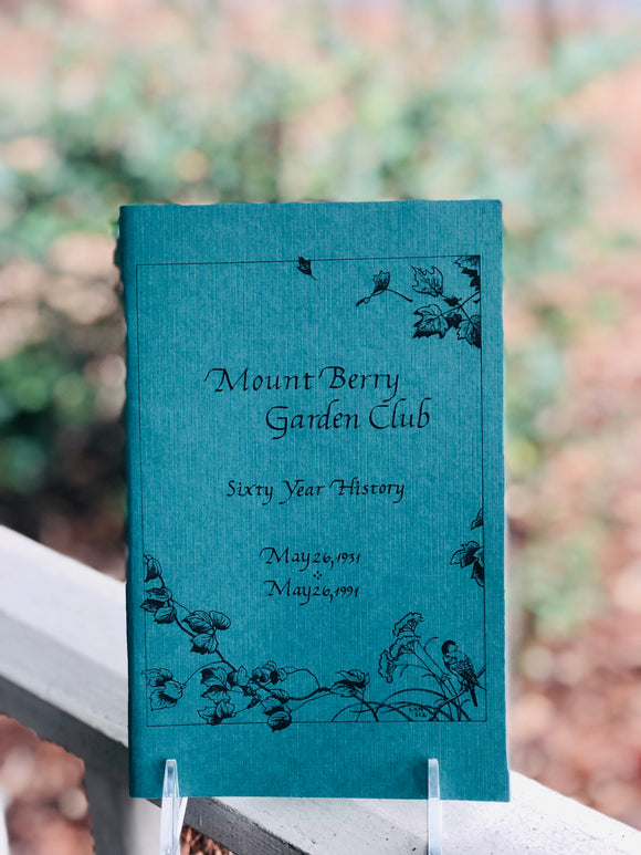 Mount Berry Garden Club